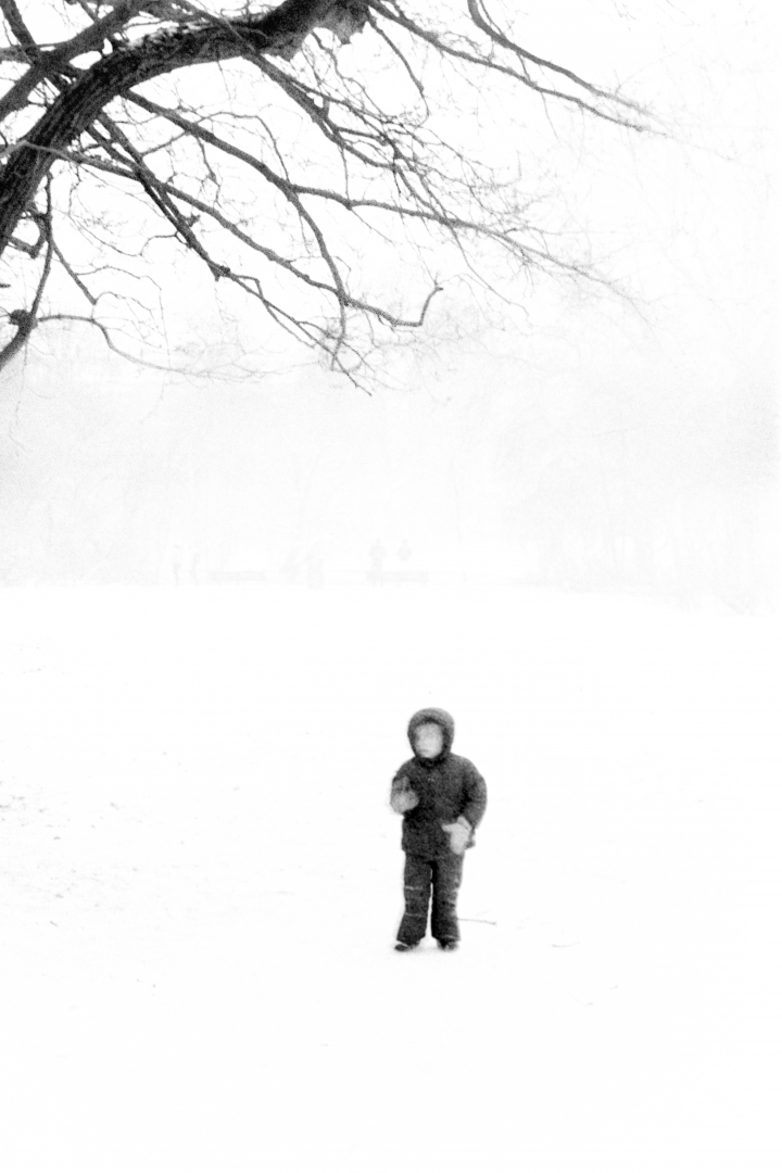 Child in Snow (2021)
